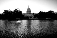 Washington, D.C in Black and White